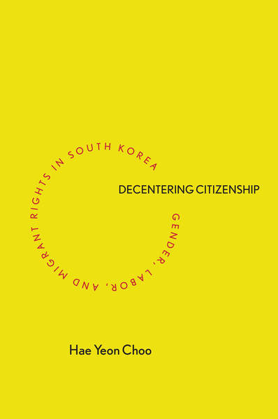 Decentering Citizenship book cover